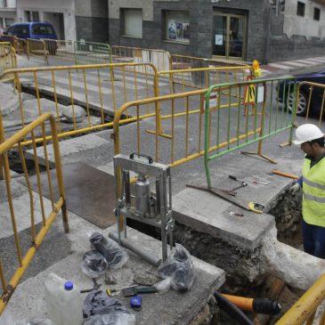El Ayuntamiento mejora la movilidad y accesibilidad en la calle Pepe Osorio de San Pedro Alcántara dentro del Plan de Barrios