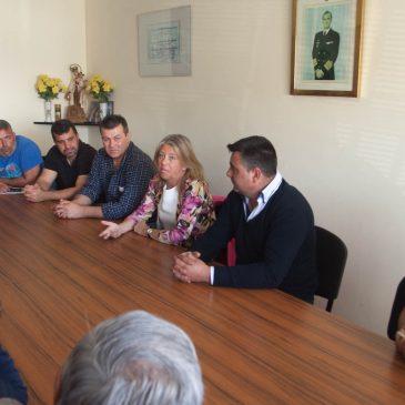 El Ayuntamiento acondicionará un aula de formación para la Cofradía de Pescadores de Marbella
