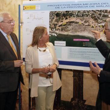 Las playas de Marbella recibirán una aportación de arena de 70.000 metros cúbicos para afrontar con garantías la Semana Santa y el verano