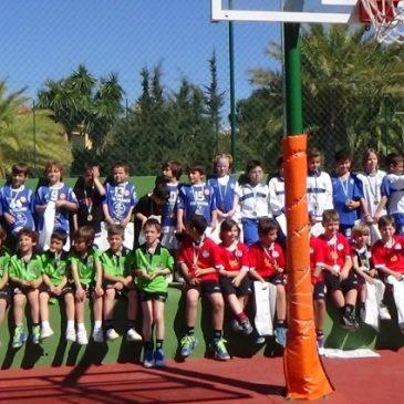El C.B. Marbella organizará el próximo domingo 12 de abril de 2015 una nueva concentración masculina del Grupo A de FAB Málaga