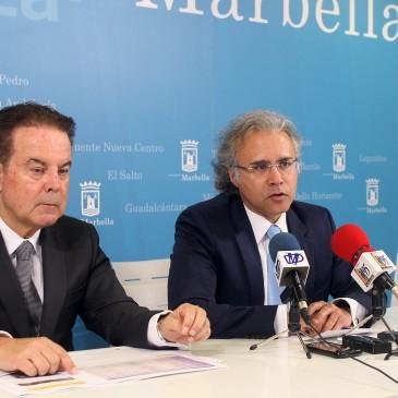 Marbella recibirá este viernes la visita de embajadores y representantes del cuerpo diplomático de 19 países de la Unión Europea
