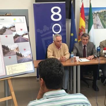 El Ayuntamiento impulsa el acondicionamiento integral del Camino de los Pescadores