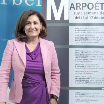 La ciudad acogerá del 13 al 17 de abril el ciclo de poesía 'Marpoética' con la participación de reconocidos poetas de varios generaciones