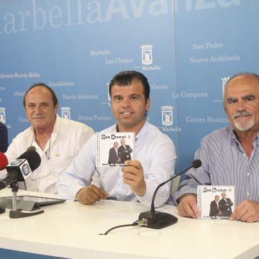 El Dúo Arenal celebrará su 25 Aniversario con un concierto gratuito el 4 de mayo en el Palacio de Congresos