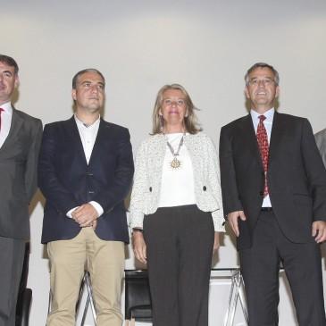 La alcaldesa destaca el destino estratégico y competitivo de la ciudad para el turismo residencial en la inauguración del Marbella International Property Show