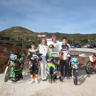 El Ayuntamiento pone a disposición de la Asociación Marbella Sport Bike una parcela para la construcción de un circuito de motocross
