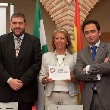 Marbella se convierte en la primera ciudad de Andalucía en recibir la distinción de 'Smart Destination'