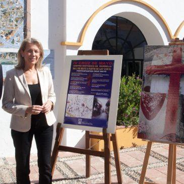 Este sábado se celebrará la IV Cruz de Mayo del Centro Histórico y el plan de animación 'Marbella de plaza en plaza'