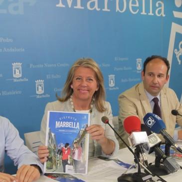 El Ayuntamiento de Marbella lanza una campaña a nivel nacional para promocionar el turismo de compras en los comercios tradicionales