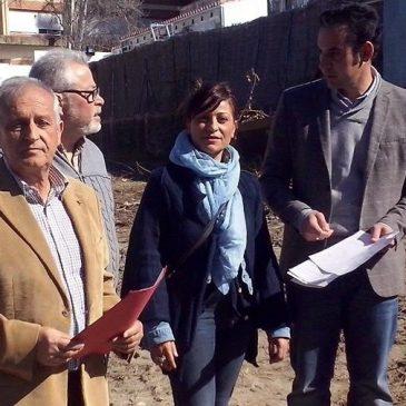 IU desvela con informes técnicos que la voluntad de Muñoz era construir un crematorio junto a dos centros educativos