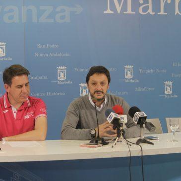 El XV Torneo de Voleibol Homenaje a Andrés Fuentes se celebrará los días 11 y 12 de abril