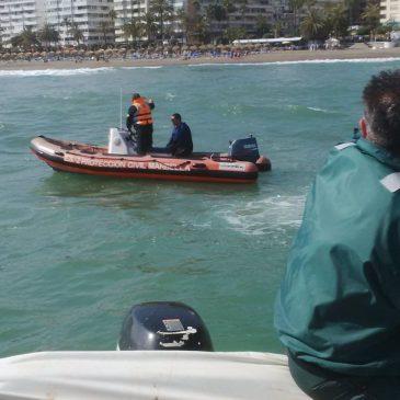 Aumenta a tres el número de fallecidos en un ahogamiento en la Playa de La Venus