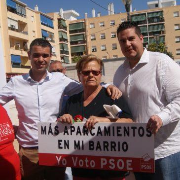 EL PSOE PRESENTA EL DECÁLOGO DE LOS DIEZ COMPROMISOS SOCIALISTAS QUE REGIRÁN LA POLÍTICA MUNICIPAL
