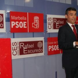 EL PSOE PRIORIZARÁ EL EMPLEO, LAS AUDITORÍAS Y LA REBAJA DE IMPUESTOS EN LA NEGOCIACIÓN CON EL RESTO DE PARTIDOS