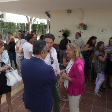 El Ayuntamiento de Marbella emprende la conexión de Nueva Andalucía con el paseo marítimo a través de un paseo fluvial junto al río Guadaiza