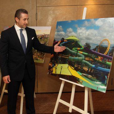 """Marbella """"complementará su oferta turística y de ocio"""" con la apertura de un parque acuático"""