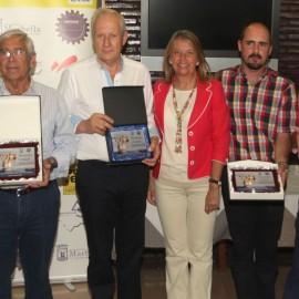 """La alcaldesa destaca """"la trayectoria y la apuesta por la ciudad"""" de cinco consolidados empresarios en la I edición del premio 'Marbella Ciudad Industrial'"""