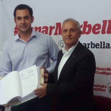 """IU demuestra con su trabajo """"solvente y constructivo"""" que es la fuerza de gobierno necesaria para transformar Marbella"""
