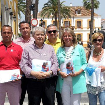 """Ángeles Muñoz: """"Seguiremos trabajando para continuar con la gran transformación de San Pedro Alcántara"""""""