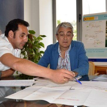 El Ayuntamiento y la Demarcación de Costas aúnan criterios para la protección de las Dunas de Artola