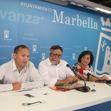 'El Monaguillo', Salvador Peña y el Dúo Arenal  recibirán el 11 de junio la medalla de 'Marbelleros de Honor'