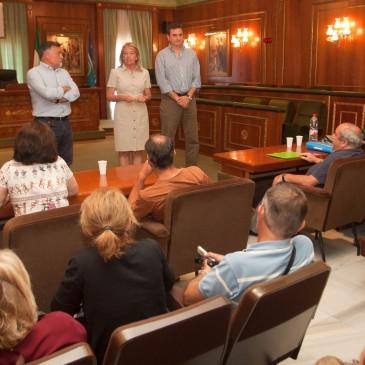 La alcaldesa agradece la labor de servicio público de los miembros del Consejo Sectorial de Participación Ciudadana
