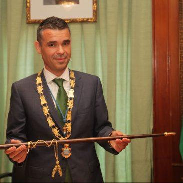 José Bernal, elegido nuevo alcalde de Marbella con el apoyo de PSOE, OSP, CCSP e IU