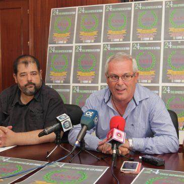San Pedro Alcántara acogerá este fin de semana la XXXII edición de las 24 Horas Deportivas con 18 modalidades y un elevado índice de participación