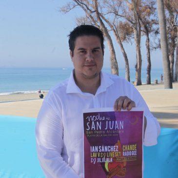 La Playa La Salida de San Pedro Alcántara acogerá la fiesta de la Noche de San Juan con actuaciones musicales