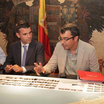 El nuevo Equipo de Gobierno de Marbella y la Vuelta Ciclista a España se reúnen para planificar los trabajos de acondicionamiento de la primera etapa de la prueba