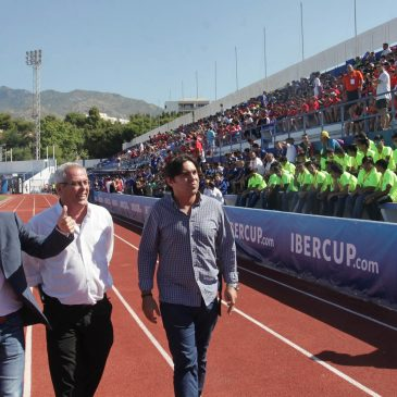 El Ayuntamiento destaca el impacto económico y de imagen que generará la Ibercup Costa del Sol en Marbella