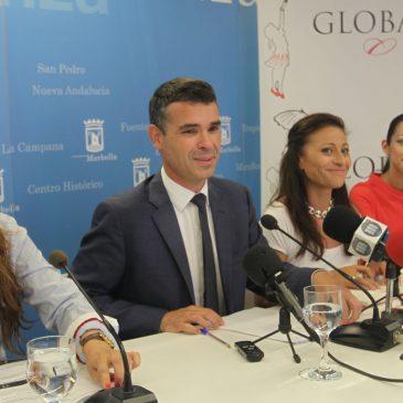 Marbella volverá a ser un referente de solidaridad a nivel internacional con la celebración  del 'Fin de Semana Filantrópico Global Gift 2015' los días 4 y 5 de julio