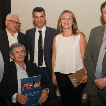 El Centro Cultural Trapiche Guadaliza de San Pedro Alcántara acogió este sábado la presentación de las Memorias de la Fundación José Banús Masdeu y Pilar Calvo y Sánchez de León.