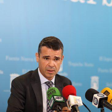 Marbella registró más de 300.000 pernoctaciones en mayo y un incremento de visitantes del 10,81 por ciento respecto al mismo mes de 2014