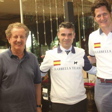 El alcalde asiste a la presentación del proyecto deportivo Marbella Team