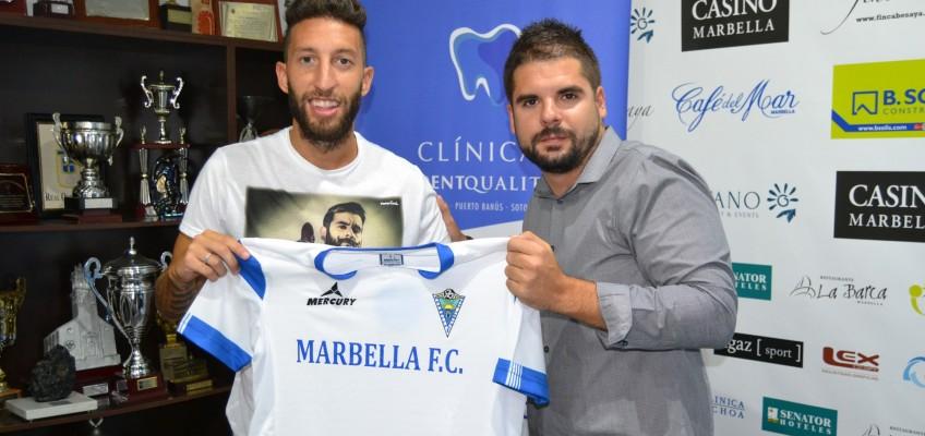 """Sergio Rodríguez: """"Vengo al Marbella porque confían en mí y hay un proyecto ilusionante"""""""