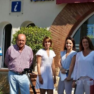 El Ayuntamiento aborda con la asociación Marbella ByCivic el impulso del cicloturismo en la ciudad