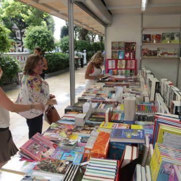 Ocho escritores presentarán sus nuevas obras en la Feria del Libro de Marbella que ha abierto sus puertas este viernes