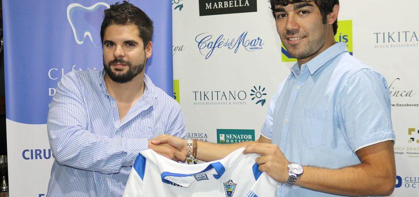 Javi Navas se incorpora al Marbella para dar variantes al equipo en ataque