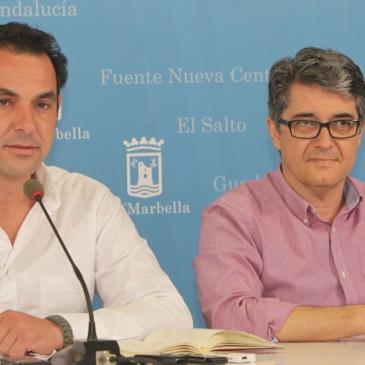 El Ayuntamiento de Marbella trasladará el Archivo Municipal a unas nuevas dependencias para garantizar la conservación de los documentos
