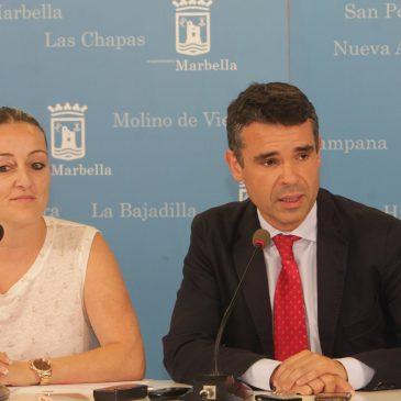 El Ayuntamiento garantiza la matriculación de todos los alumnos de la UNED en Marbella