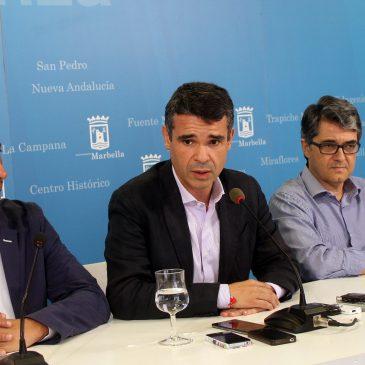 El Ayuntamiento de Marbella va a liderar la ampliación del puerto de La Bajadilla
