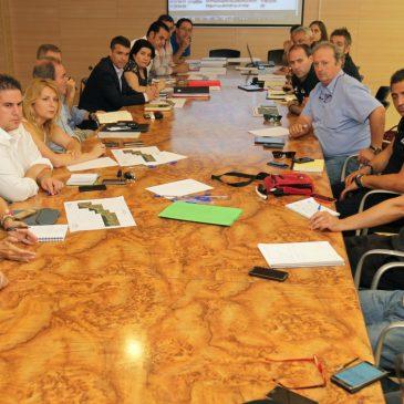 """El alcalde destaca que Marbella va a acoger un inicio de la Vuelta Ciclista a España """"espectacular e innovador"""" que va a suponer """"una promoción extraordinaria para la ciudad"""