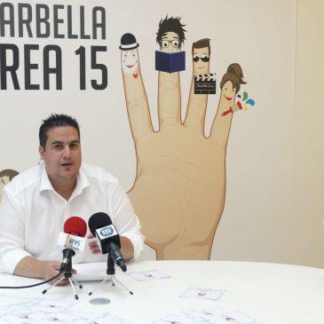 El Ayuntamiento abre el plazo de inscripción de la Muestra Joven de 'DJ' del programa Marbella Crea 2015