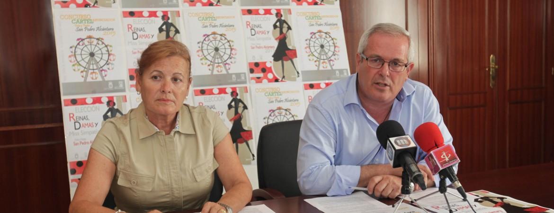 El Ayuntamiento abre el plazo de inscripción para participar en los concursos de la Feria y Fiestas de San Pedro Alcántara 2015