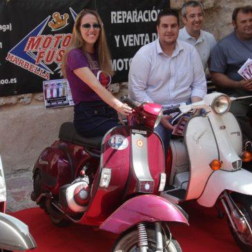 Marbella acogerá este fin de semana el 9º Rally Scooterista con 120 participantes de toda España