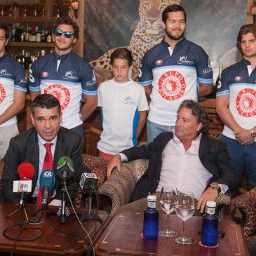 El Ayuntamiento apoya al Marbella Rugby Club que jugará la temporada 2015/2016 con el patrocinio del Grupo Trocadero
