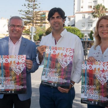 El Boulevard San Pedro acogerá el 18 y 19 de julio la tercera edición del Mercado Urbano