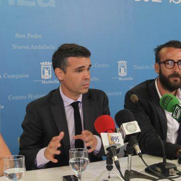 El Ayuntamiento abre el plazo de presentación para optar a las becas del Centro de Estudios Universitarios  Internacionales de Marbella que este año se amplían a siete