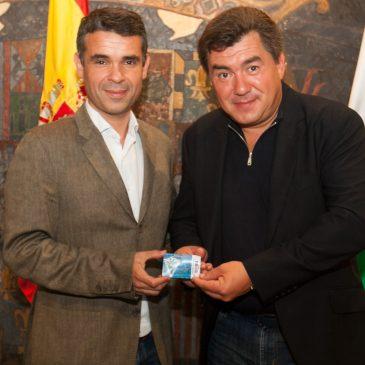 El Ayuntamiento y el Marbella Fútbol Club trabajarán conjuntamente en la promoción de la ciudad